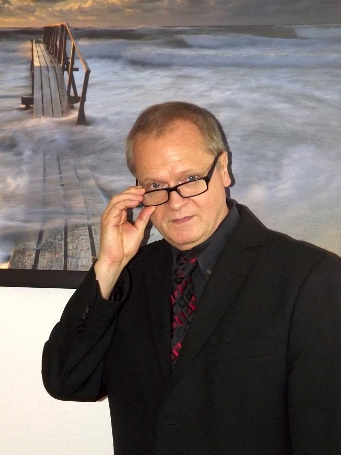Trauerredner Günter Egemann