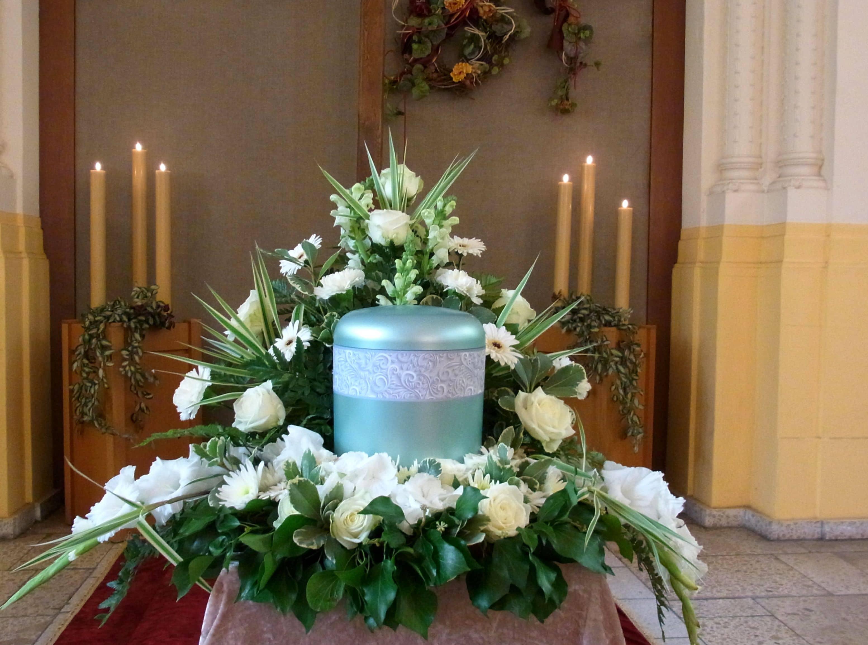 Urnenfeier bei Harold-Bestattungen